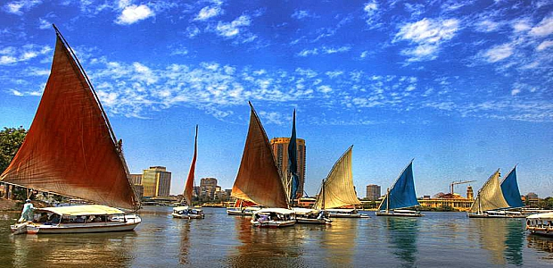 Pyramids and the Nile Tour from Alexandria Port | Day Trip to the Pyramids from Alexandria