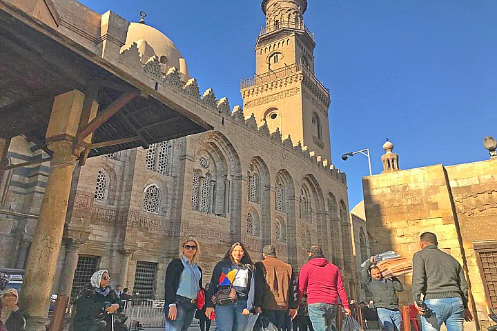 Walking Tour in Cairo | Islamic Cairo Walking Tour
