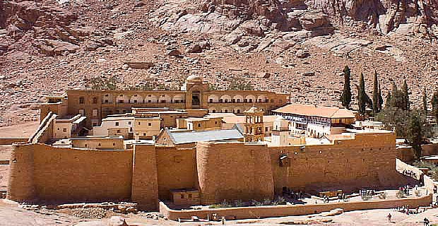 St. Catherine's Monastery Tours from Sharm El Sheikh | Sharm El Sheikh Excursions and Egypt Day tours