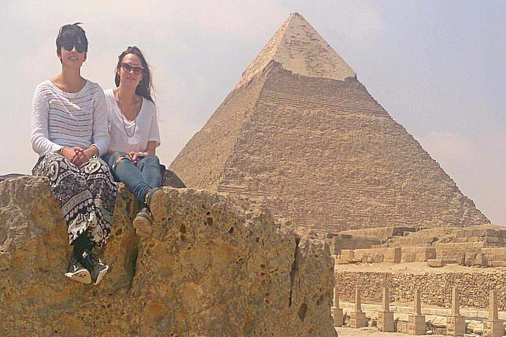 Giza Pyramids, Saqqara and Dahshur Tour from Cairo