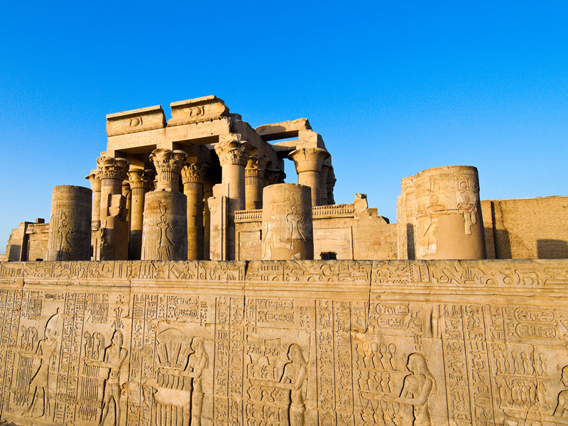 Cairo and the Nile Cruise by Air | Luxor-temples