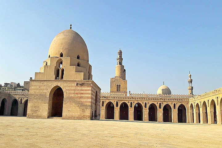 Unusual Day Trip to Mosques of Al Albayt | Cairo Excursions | Cairo Day Tours