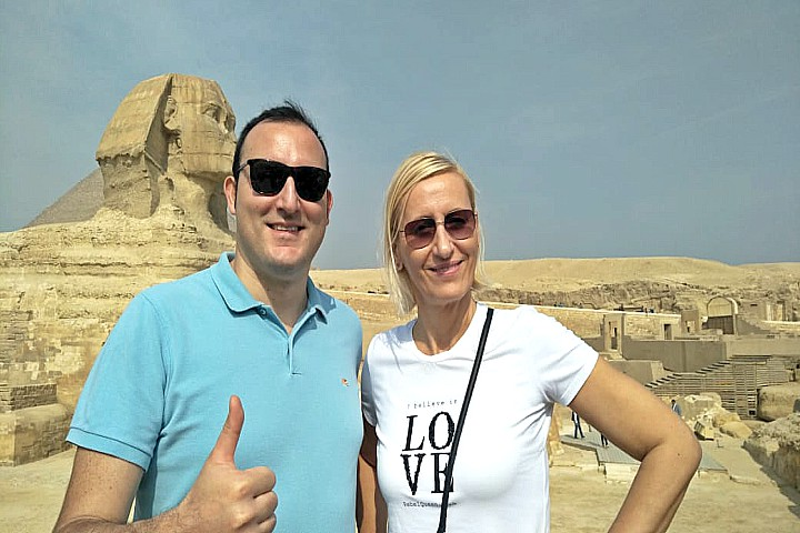 Wheelchair Accessible Tours to Cairo, The Nile, and Hurghada