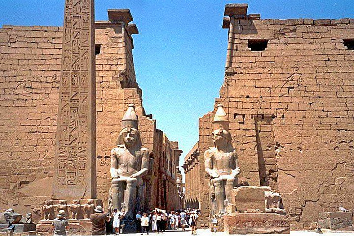5 Days Cairo and Luxor Holiday during the Christmas | Egypt Christmas Travel | Egypt Christmas and New Year Tours