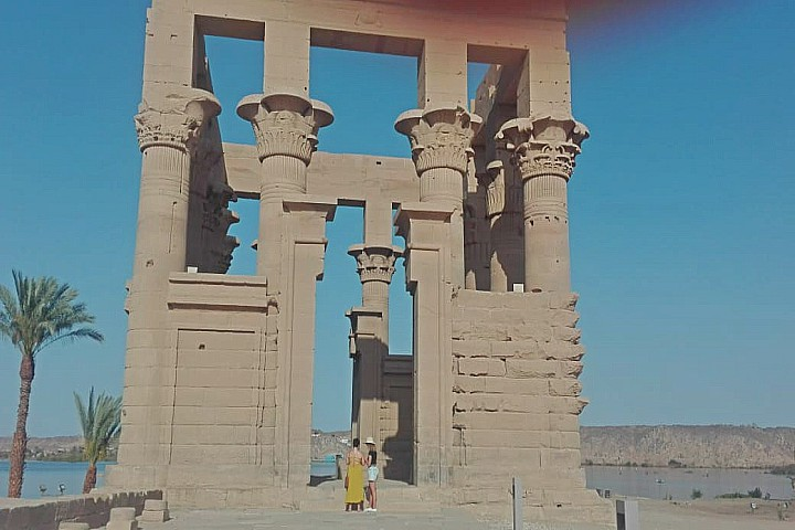 Tour to Philae Temple from Aswan | High Dam and Unfinished Obelisk | Aswan Day Tours