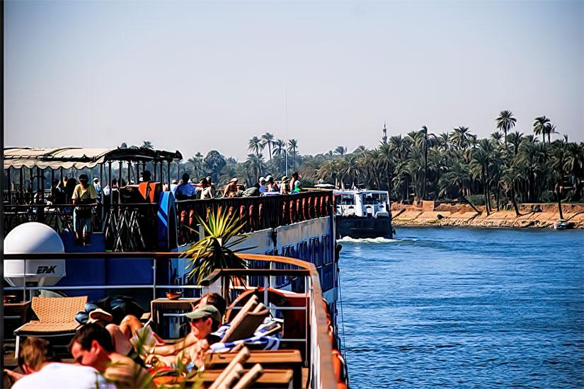 4 Days Movenpick Royal Lily Nile Cruise During Easter 2021