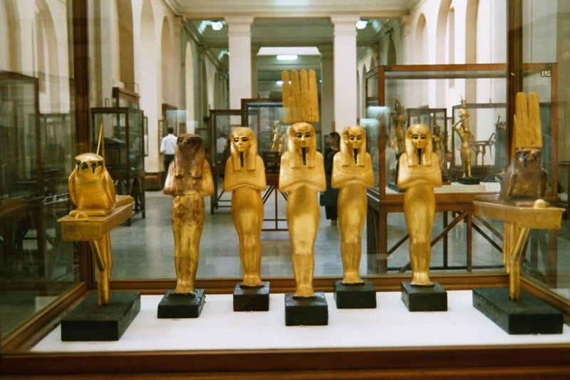 Egyptian Museum Tour from Sokhna Port | Saladin Citadel Tour from Sokhna.