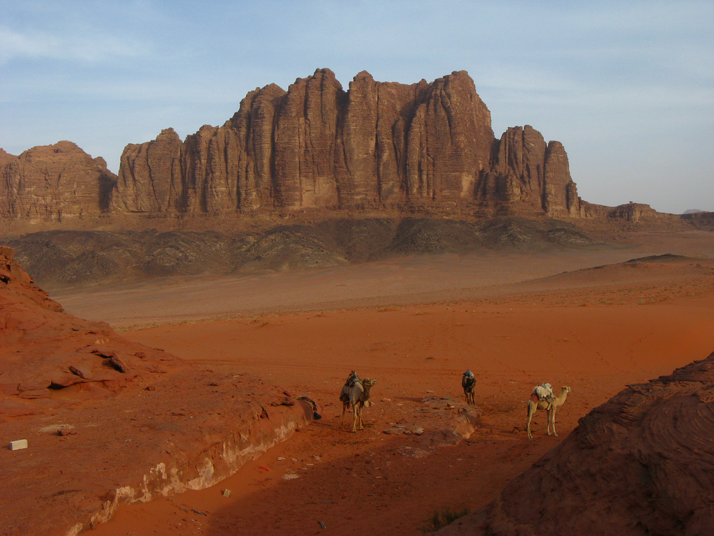 Petra and Wadi Rum Tour from Amman