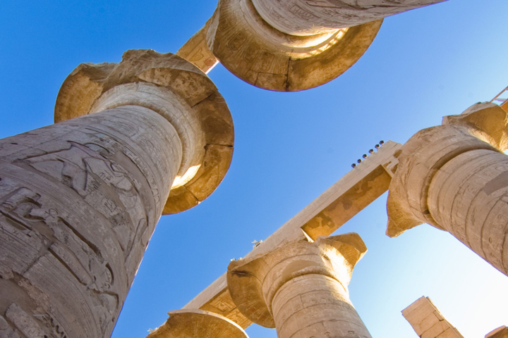 5 Days Luxury Tours to Cairo and Luxor   Cairo and Luxor Package