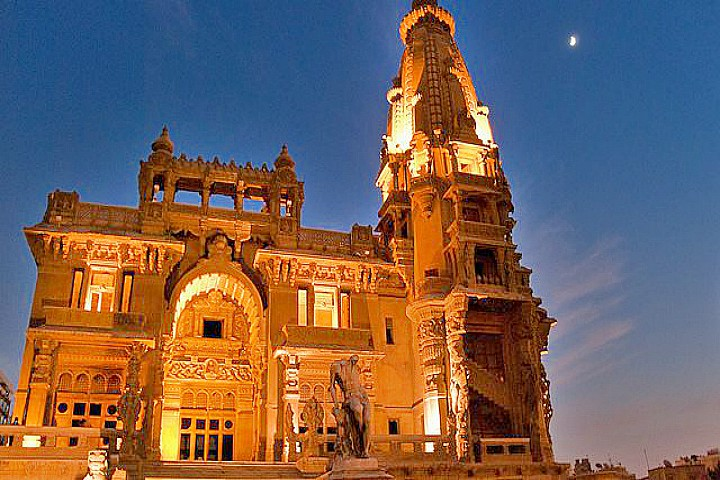 Baron Empain Palace Tour from Cairo Airport.
