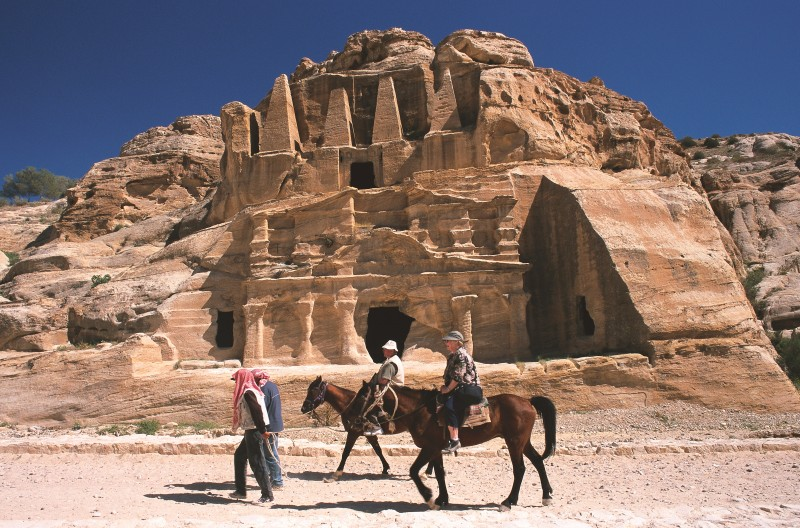 Petra Tour from Sharm El Sheikh | Sharm to Petra Day Trip