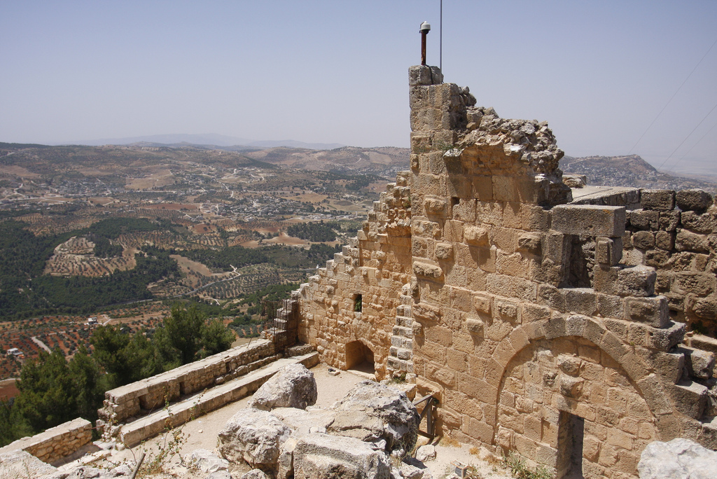Jerash and Ajloun Tour from Amman