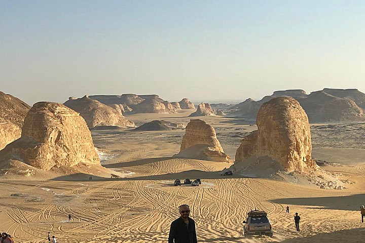 3 Days Bahariya Oasis Tour | White Desert Tour from Cairo