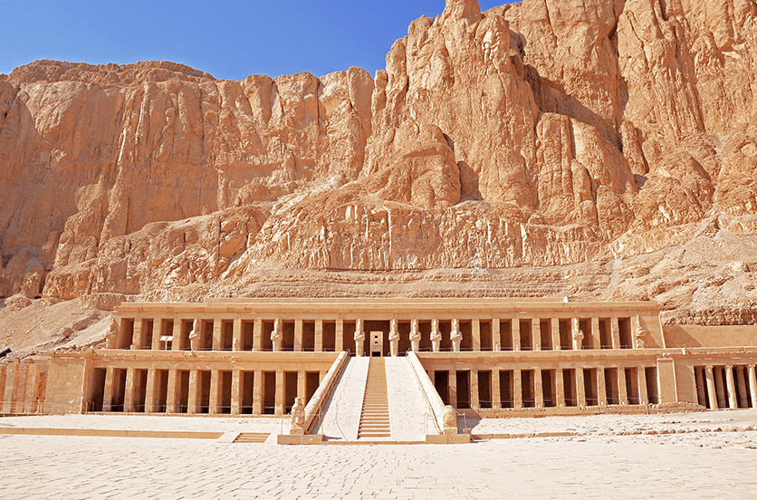 Luxor Day Trip from Taba by Flight | Taba to Luxor Tours
