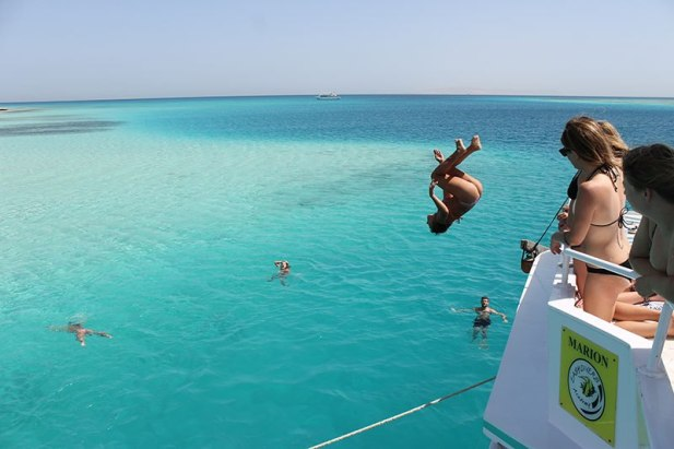 Ras Mohamed Snorkeling Trip from Sharm El Sheikh Port