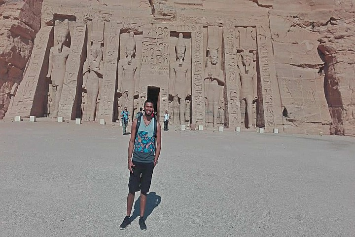 Day Tour to Abu Simbel from Aswan by Bus | Aswan to Abu Simbel Day Trip | Aswan Day Trips