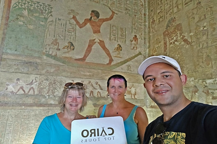 day Tour to Edfu and Kom Ombo Temples from Luxor.