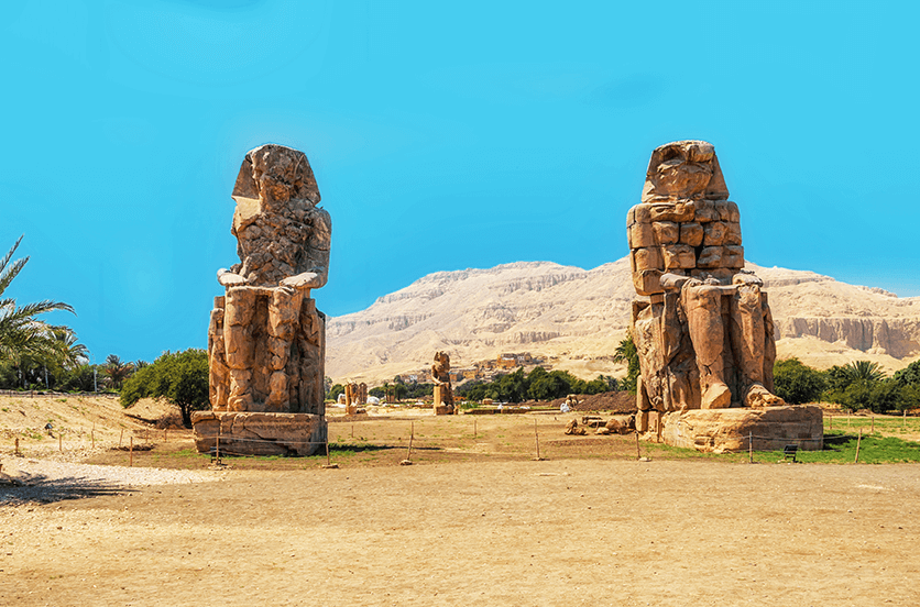 Overnight Tour to Luxor from Cairo by Flight