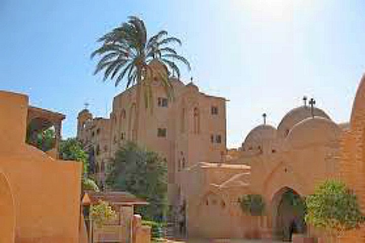 Day tour to Wadi El Natroun Monasteries from Cairo | things to do in Cairo