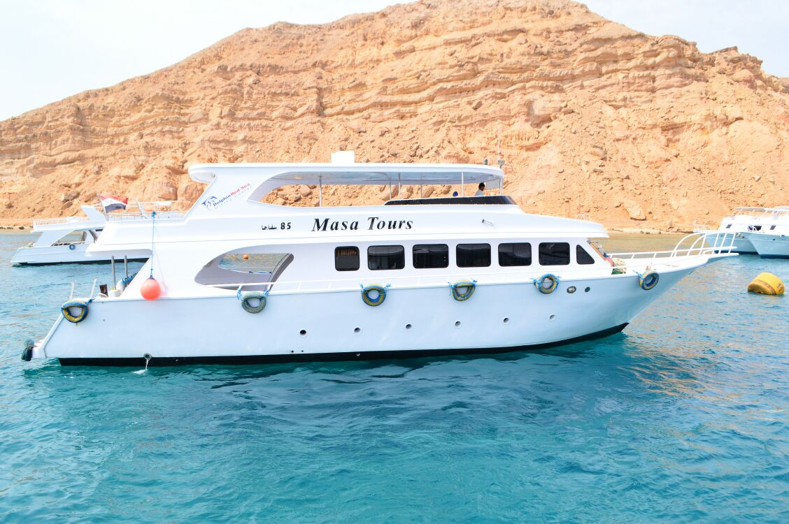 Tiran Island Snorkeling Trip from Sharm El Sheikh | Tours in Sharm El Sheikh