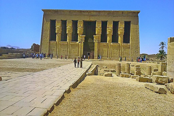 Dendera and Abydos Tour from Luxor | Tours to Dendera and Abydos | Luxor Day Tours