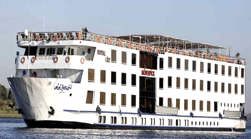 Movenpick MS Royal Lily Christmas Nile Cruise | Egypt Christmas Tours 2020