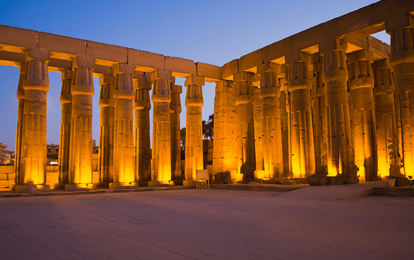 Luxor Day Trip from Dahab by Flight   Dahab to Luxor Tours