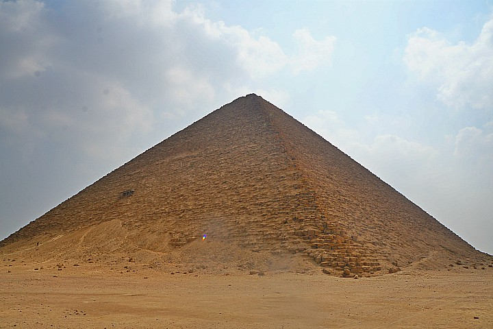 Day Tour to Dahshur, Saqqara and Meidum from Cairo