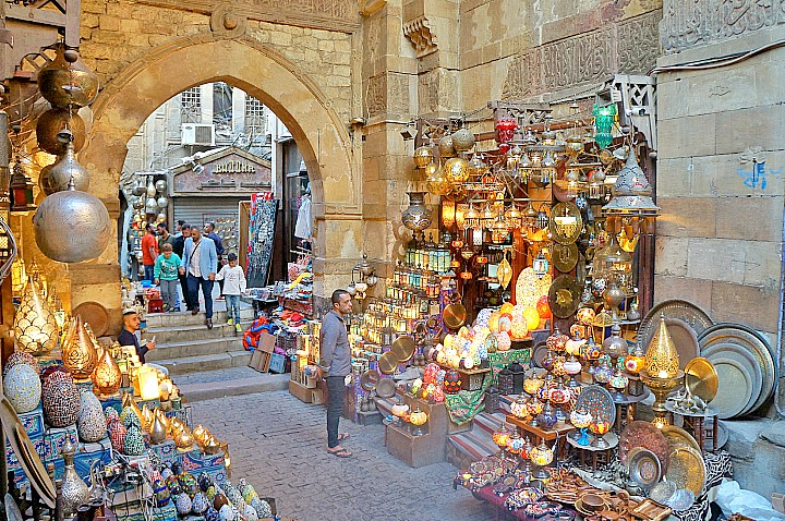 Budget Cairo Stopover Tour from the Airport
