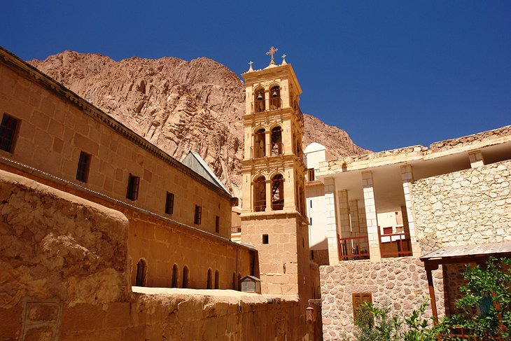Dahab to Saint Catherine Tours | Tours to St. Catherine Monastery