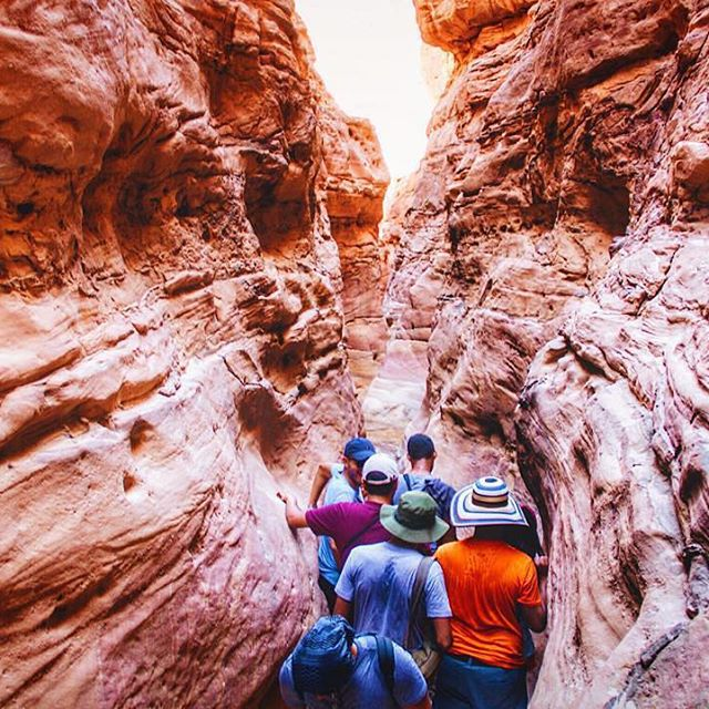 Safari Trip to Colored Canyon from Sharm El Sheikh Port