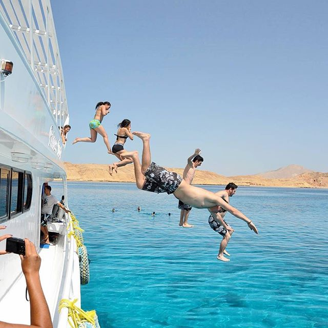 Snorkeling Trip at Port Ghalib from Marsa Alam