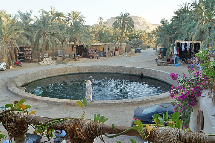 Siwa Oasis Therapeutic Tour from Cairo