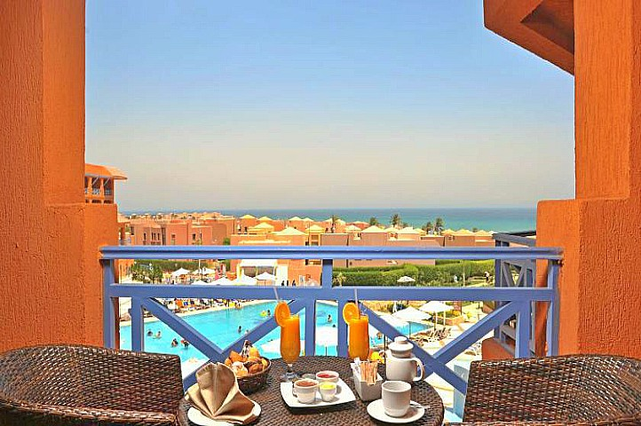 Day Use in El Sokhna Resort from Cairo.