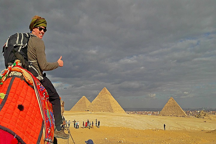 Vacation Packages to Egypt | Pyramids, Nile Cruise, and Sharm El Sheikh Tour Package