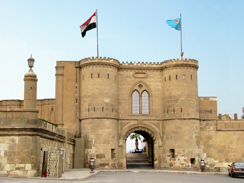 Egyptian Museum Tour from Sokhna Port   Saladin Citadel Tour from Sokhna