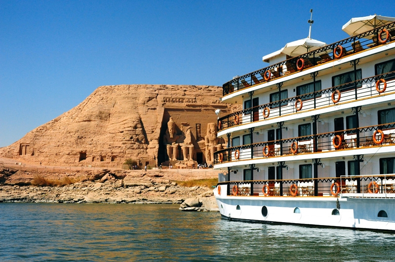 MS Concerto Nile Cruise in Luxor | Egypt Nile River Cruise tours