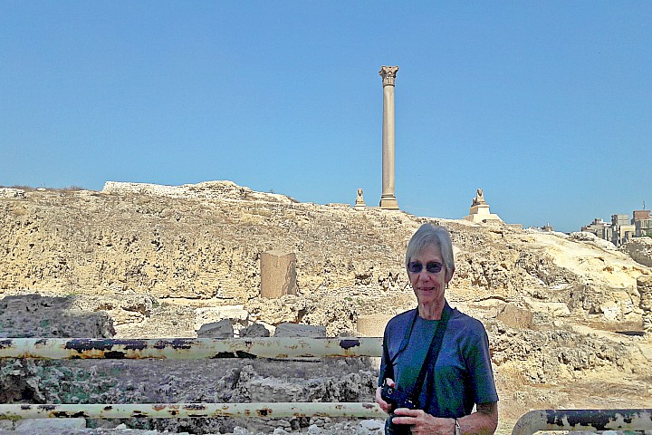 Wheelchair Accessible Alexandria Trip from Cairo | Cairo to Alexandria Wheelchair Tours