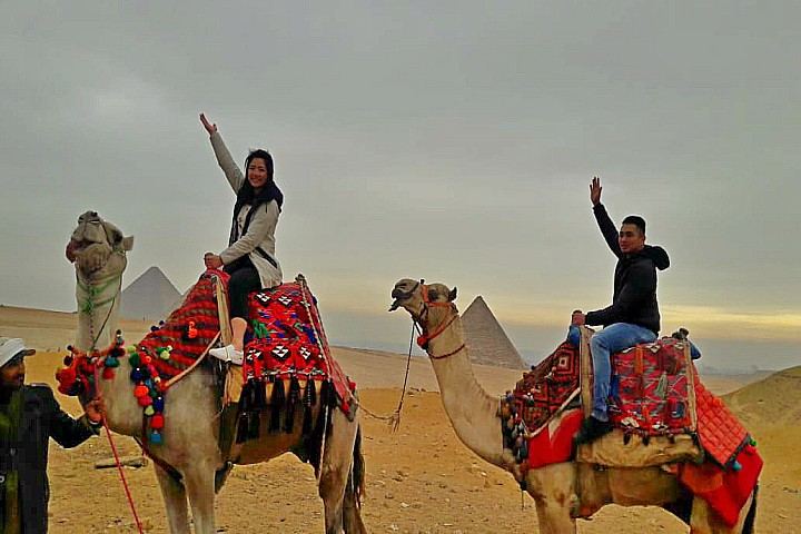 Tour to Giza Pyramids | Giza Pyramids and the Egyptian Museum Tour | Pyramid Cairo Tour