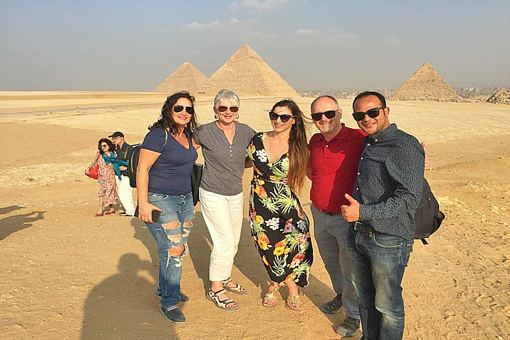 6 Days Cairo and Hurghada Budget Tour Package