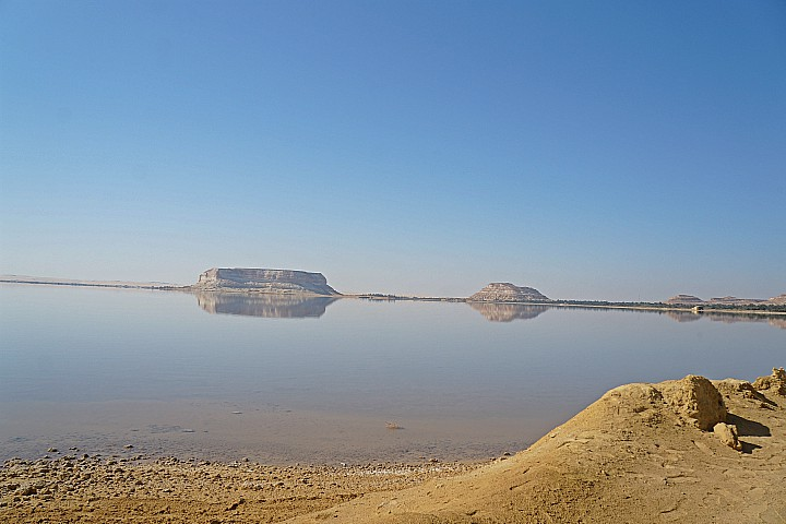 Siwa Oasis Therapeutic Tour from Cairo.