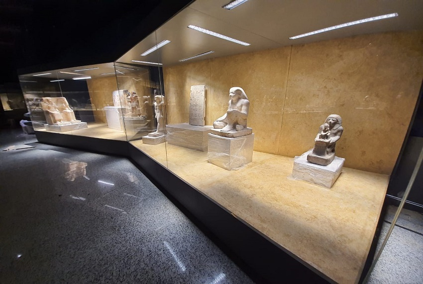 Tour to Sharm El Sheikh Museum of Antiquities   Sharm El Sheikh Museum Day Trip