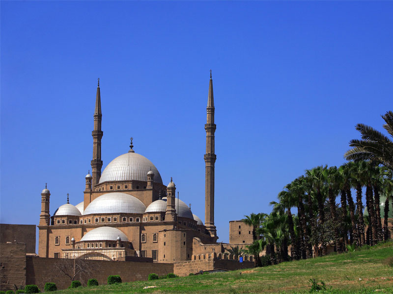 Cairo Half-Day Tour to Saladin Citadel and Mohamed Ali Mosque Day Trip