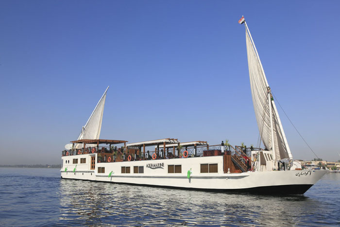 Merit Dahabiya Nile Cruise | Merit Dahabiya Cruise Luxor to Aswan