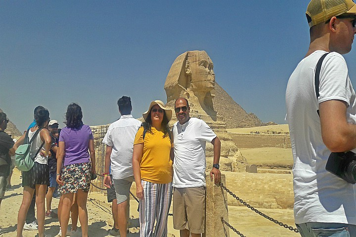 12 Days Cairo, The Nile and Hurghada During Easter