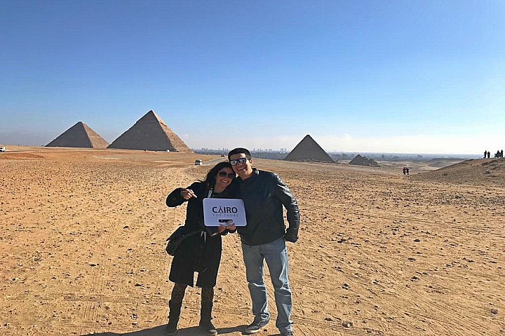 Cairo and the Nile Cruise Accessible Tour   8 Days Egypt Accessible Tour Package
