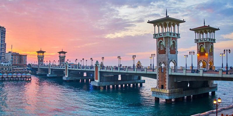 Alexandria sights tours from Alexandria | places to go in Alexandria