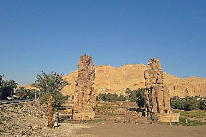 4 Day Nile River Cruise from Aswan to Luxor | Aswan to Luxor Nile Cruise