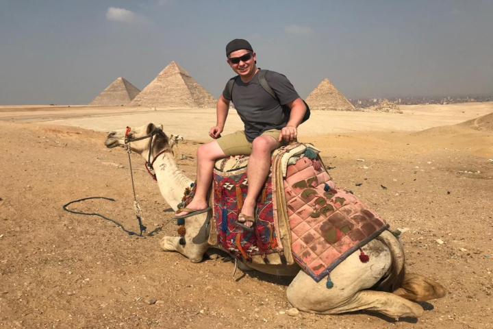 Giza Pyramids and Saqqara Day Trip with Camel Ride | Cairo day tours