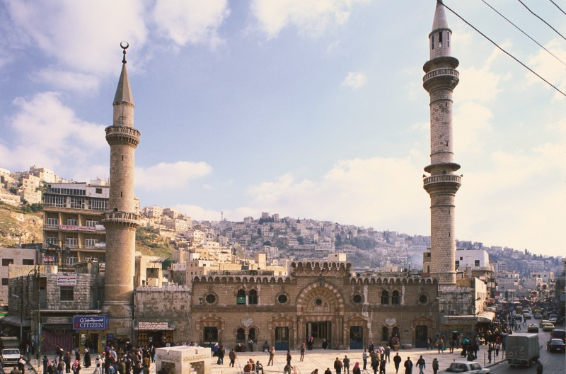 Amman City Tour, City Tour of Amman